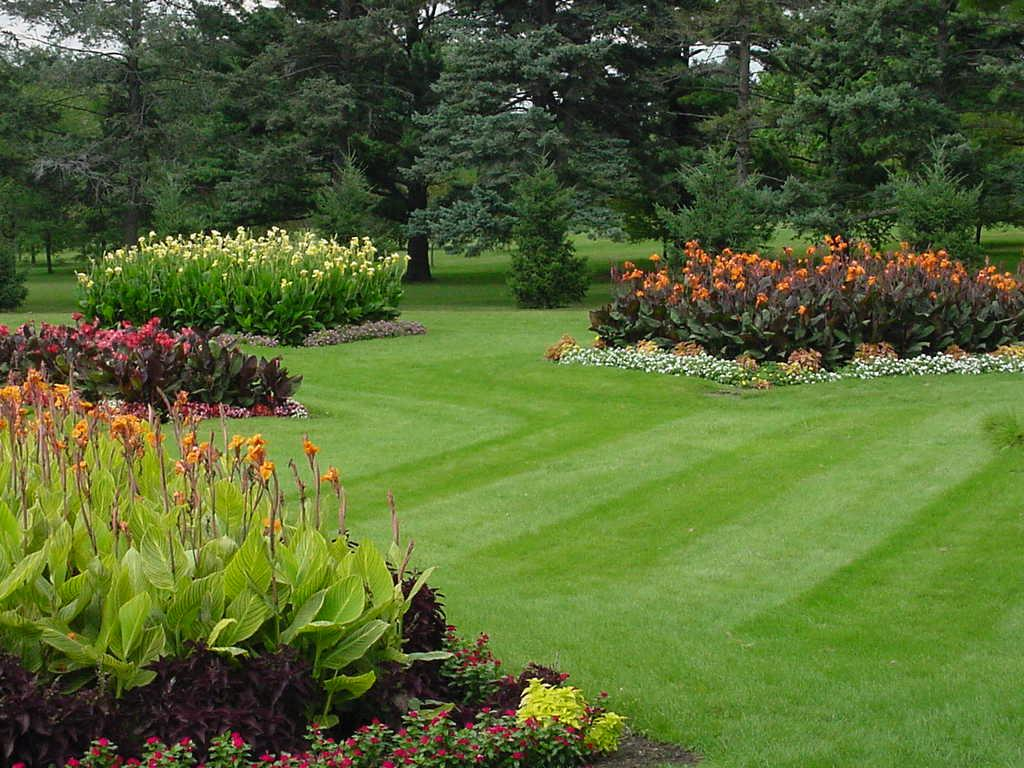 Gallery_Fertilization - Landscaping, Lawn, Yard Services, Pavers ...